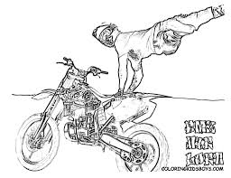 dirt bike coloring pages coloring pages for boys 31 free