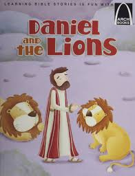 daniel and the lions larry burgdorf 9780758618573 amazon com books