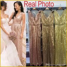 cheap bridesmaid dresses dress gold sequins bridesmaid dress cheap wedding guest