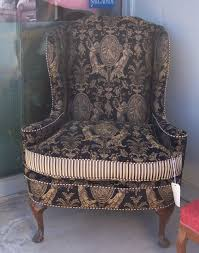 Queen Anne Wingback Chair Best Chair Queen Anne Wing Chair Recliner Amusing Remodelling