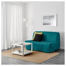 Comfortable Couch Bed Lycksele Murbo Two Seat Sofa Bed Vallarum Turquoise Ikea