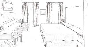 dessin chambre en perspective comment dessiner une chambre 13 beautiful dessin d en perspective