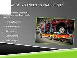 ford truck maintenance schedule ford service and maintenance the importance of keeping a maintenance