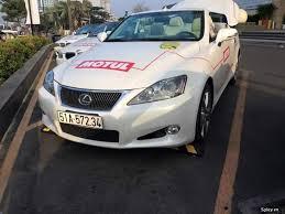 ban xe lexus is250 mui tran tp hcm cho thuê lexus mui trần bmw 528i audi a6 q7 mer s500
