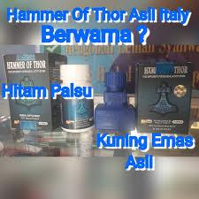 hammer of thor asli original italy 100 palsu kembalikan