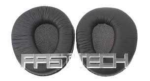 2 57 replacement ear pads cushions for sony mdr 7509 7509hd pair