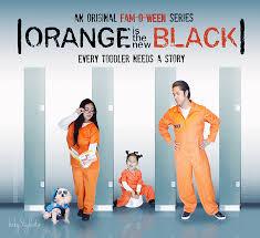Orange Black Halloween Costumes Orange Black Happy Fam Ween U2022 Sass U0026 Smalls