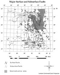 Argonne National Laboratory Map Integrated Seismic Risk Map Of Egypt Seismological Research Letters