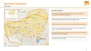Hyderabad Map Real Estate Market Of Hyderabad Is Less Expensive Than Bengaluru