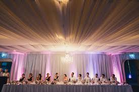 Ceiling Draping For Weddings Draping U0026 Chandeliers Divine Events