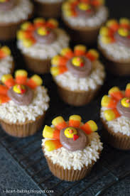i heart baking thanksgiving turkey cupcakes brown sugar pound
