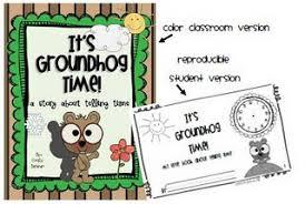 groundhog kindergarten