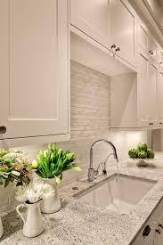 backsplash white kitchen colonial white granite white cabinets backsplash ideas