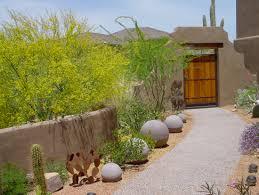 the art of approach courtyard landscaping phoenix desert crest llc