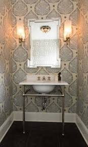 Smallest Powder Room - small console sinks foter
