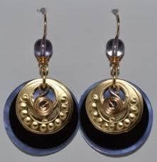 michael richardson earrings michael richardson earrings purple plume boutique pictures