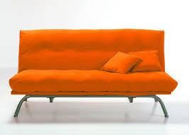 Orange Sofa Bed by Sofa Bed Contemporary Metal 2 Seater Randy Grupo Confortec