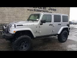 aev jeep rubicon sold 7j73 2017 jeep wrangler unlimited aev conversion fond du lac