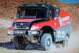 renault dakar doorontwikkeling truck mammoet rallysport voor dakar 2017 eurol b v