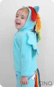 Rainbow Dash Halloween Costume Rainbow Dash Costume