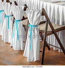 chair ribbons blue chair ribbons stock photos blue chair ribbons stock images
