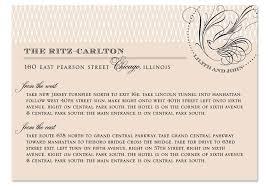 carlton wedding invitations enclosure cards for wedding invitations wally designs