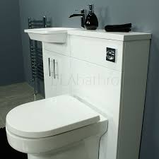 corner toilet sink combo befon for