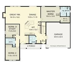 open layout floor plans open layout house plans ranch house open floor plans open floor