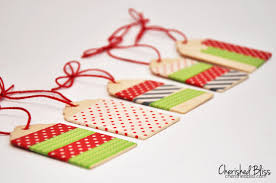washi ornaments cherished bliss
