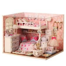 bricolage chambre poupées miniature du bricolage mini chambre à la mini modèle