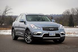 infiniti fx50 2016 review 2016 infiniti qx50 awd canadian auto review