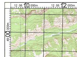 Magnetic Declination Map Back Country Navigation Archives Page 5 Of 7 Just Trailsjust