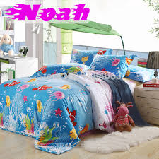 finding nemo bedroom set housse de couette 3d ocean finding nemo kids bedding set nautical