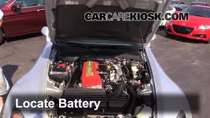 honda car battery battery replacement 2000 2009 honda s2000 2005 honda s2000 2 2l