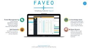 Hosted Help Desk Ticketing System Introducing Faveo Helpdesk