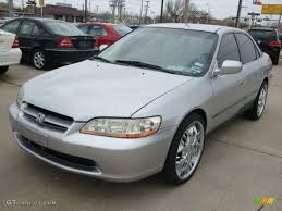 1999 honda accord silver 1999 satin silver metallic honda accord lx sedan 4746971