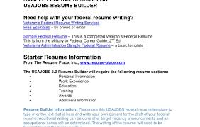 Federal Resume Templates Wondrous Resume Builder App Store Tags Resume Maker App Free
