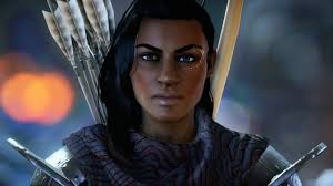 dragon age inqusition black hair inquisitor anjali trevelyan using the following arideya s corner