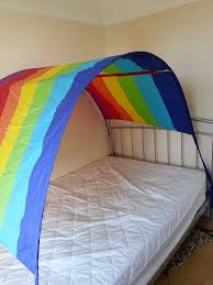 Ikea Bed Canopy by Rainbow Bed Tent Canopy Ikea In Llandaff Cardiff Gumtree