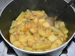 cuisiner la courgette courgettes longues et pommes de terre la cucuzza sicilienne