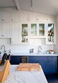 navy blue and grey kitchen ideas navy blue kitchen trend ideas domino blue gray kitchen