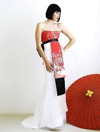 oriental wedding japanese wedding dress 2057401 weddbook