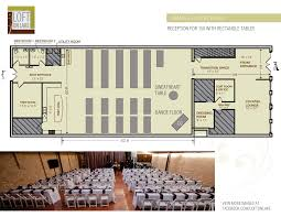 Floor Plan For Wedding Reception by Loft On Lake Weddings U0026 Private Events