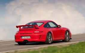 2010 porsche 911 gt3 test motor trend
