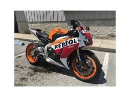 used honda cbr honda cbr 1000rr repsol in florida for sale used motorcycles on