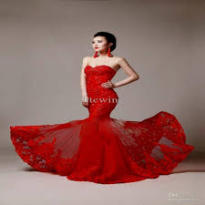 red and black mermaid wedding dresses naf dresses