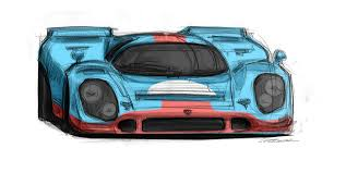 porsche 917 porsche 917 gets a befitting tribute for all its contribution