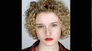 short curly hairstyles for round faces curly hairstyles for