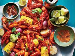 cajun cuisine viet cajun crawfish boil coastal living