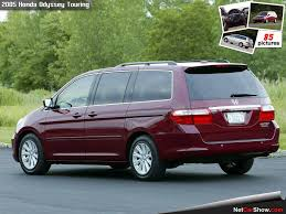 2005 honda odyssey redesign and specs review best and new honda